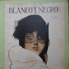 Collezionismo di Rivista Blanco y Negro: BLANCO Y NEGRO Nº 1433. 1918.. Lote 54515067