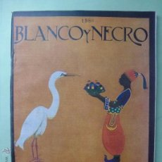 Coleccionismo de Revista Blanco y Negro: BLANCO Y NEGRO. NÚMERO 1986. AÑO 1929. Lote 54976875