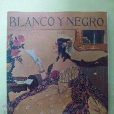 Collezionismo di Rivista Blanco y Negro: BLANCO Y NEGRO. NÚMERO 1482. AÑO 1919 . Lote 55079000