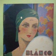 Collezionismo di Rivista Blanco y Negro: BLANCO Y NEGRO. NÚMERO 2074. AÑO 1931. . Lote 55119628