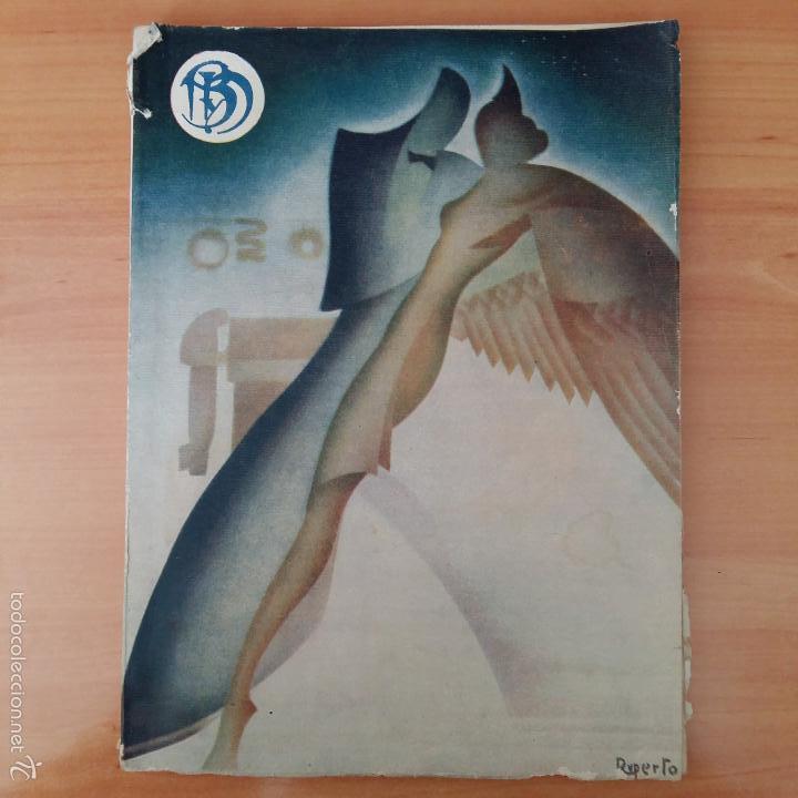 REVISTA BLANCO Y NEGRO. AÑOS 30. CREO QUE DE FINALES DE 1935 (Coleccionismo - Revistas y Periódicos Modernos (a partir de 1.940) - Blanco y Negro)