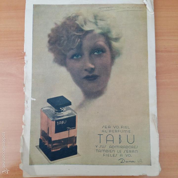 Coleccionismo de Revista Blanco y Negro: REVISTA BLANCO Y NEGRO. AÑOS 30. CREO QUE DE FINALES DE 1935 - Foto 3 - 55396764