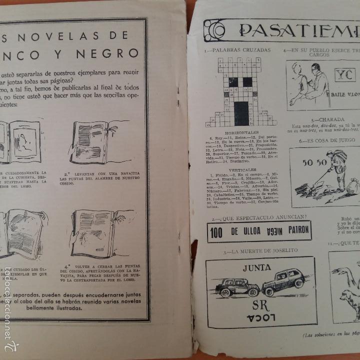 Coleccionismo de Revista Blanco y Negro: REVISTA BLANCO Y NEGRO. AÑOS 30. CREO QUE DE FINALES DE 1935 - Foto 4 - 55396764