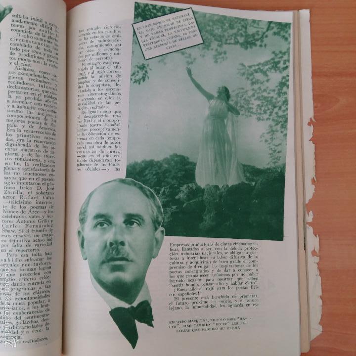 Coleccionismo de Revista Blanco y Negro: REVISTA BLANCO Y NEGRO. AÑOS 30. CREO QUE DE FINALES DE 1935 - Foto 5 - 55396764