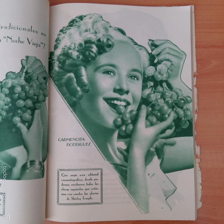 Coleccionismo de Revista Blanco y Negro: REVISTA BLANCO Y NEGRO. AÑOS 30. CREO QUE DE FINALES DE 1935 - Foto 6 - 55396764