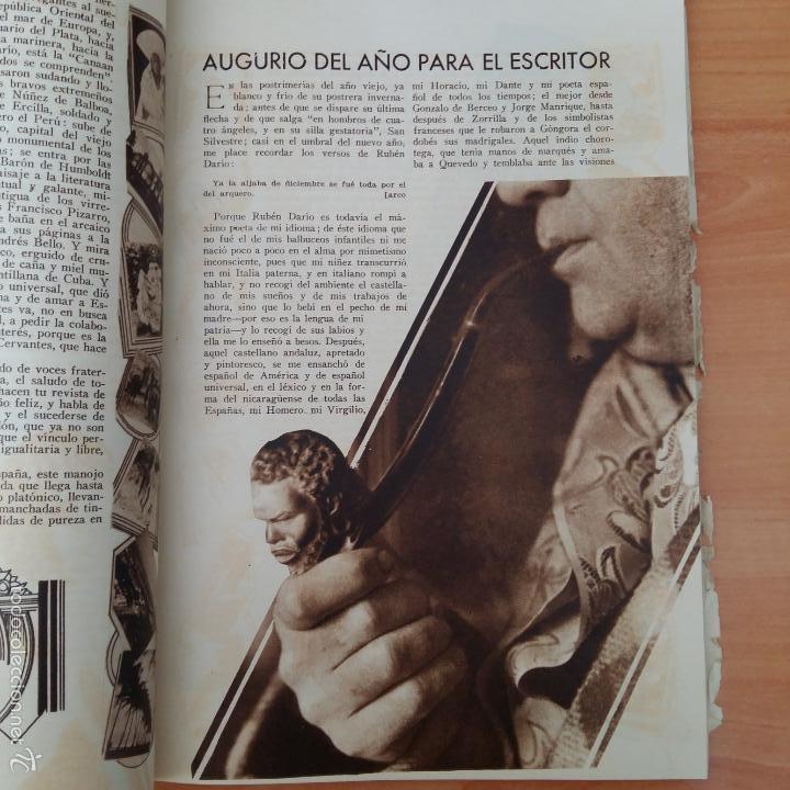 Coleccionismo de Revista Blanco y Negro: REVISTA BLANCO Y NEGRO. AÑOS 30. CREO QUE DE FINALES DE 1935 - Foto 7 - 55396764