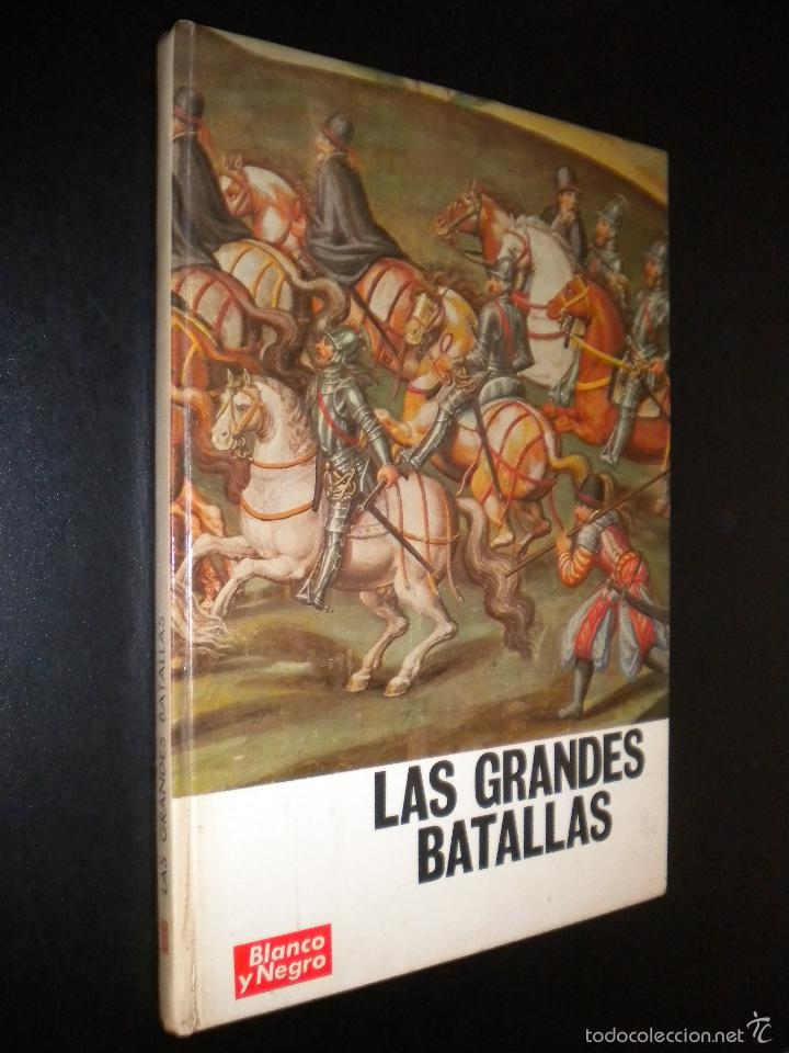 BLANCO Y NEGRO / LAS GRANDES BATALLAS DE LA HISTORIA / 1968 (Coleccionismo - Revistas y Periódicos Modernos (a partir de 1.940) - Blanco y Negro)
