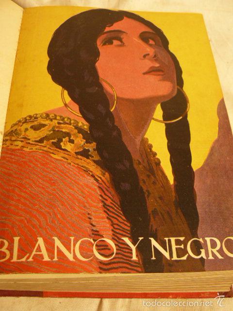 Coleccionismo de Revista Blanco y Negro: REVISTA BLANCO Y NEGRO MAYO JUNIO 1926 - Foto 3 - 56834148