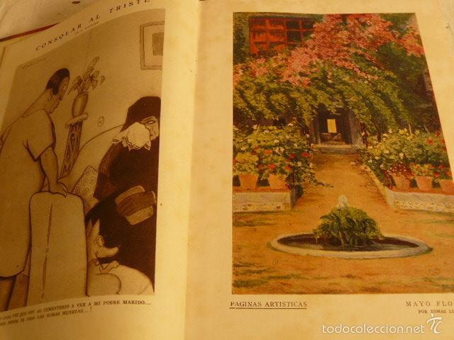 Coleccionismo de Revista Blanco y Negro: REVISTA BLANCO Y NEGRO MAYO JUNIO 1926 - Foto 4 - 56834148