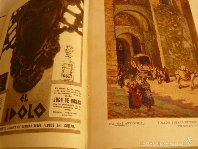 Coleccionismo de Revista Blanco y Negro: REVISTA BLANCO Y NEGRO MAYO JUNIO 1926 - Foto 5 - 56834148