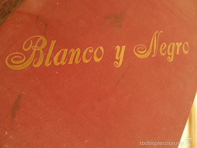Coleccionismo de Revista Blanco y Negro: REVISTA BLANCO Y NEGRO AÑO 1903 - Foto 2 - 56834243