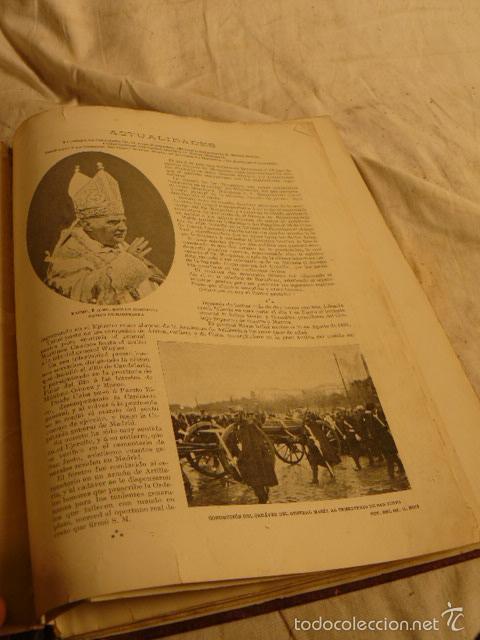 Coleccionismo de Revista Blanco y Negro: REVISTA BLANCO Y NEGRO AÑO 1903 - Foto 4 - 56834243