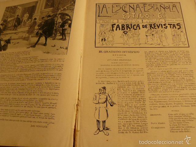 Coleccionismo de Revista Blanco y Negro: REVISTA BLANCO Y NEGRO AÑO 1903 - Foto 5 - 56834243