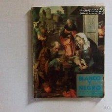 Coleccionismo de Revista Blanco y Negro: BLANCO Y NEGRO DEL AÑO 1958. Lote 56996226