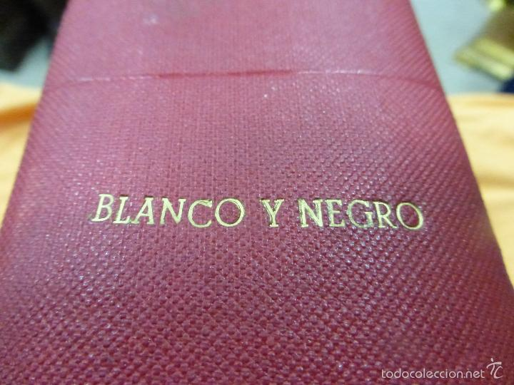 Coleccionismo de Revista Blanco y Negro: REVISTA BLANCO Y NEGRO. TOMO CON TODOS LOS NÚMEROS DE SEPTIEMBRE, OCTUBRE Y NOVIEMBRE DE 1957 - Foto 5 - 57428816