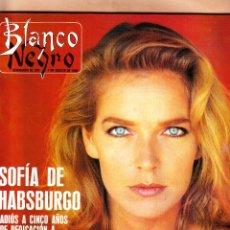 Coleccionismo de Revista Blanco y Negro: REVISTA BLANCO Y NEGRO 7 DE AGOSTO 1988 . Lote 57482823