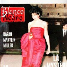 Coleccionismo de Revista Blanco y Negro: REVISTA BLANCO Y NEGRO 10 DE JULIO 1988. Lote 57483954