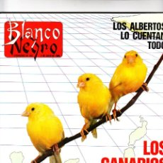 Collectionnisme de Magazine Blanco y Negro: REVISTA BLANCO Y NEGRO 3 DE JULIO 1988. Lote 57484239