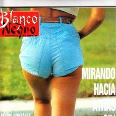 Coleccionismo de Revista Blanco y Negro: REVISTA BLANCO Y NEGRO 26 DE JUNIO DE 1988. Lote 57484911