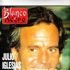 Coleccionismo de Revista Blanco y Negro: REVISTA BLANCO Y NEGRO 12 DE JUNIO 1988. Lote 57485424