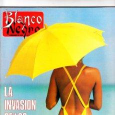 Coleccionismo de Revista Blanco y Negro: REVISTA BLANCO Y NEGRO 14 DE AGOSTO 1988 . Lote 57487443