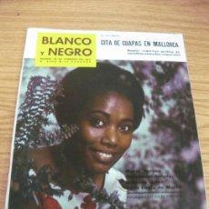 Coleccionismo de Revista Blanco y Negro: BLANCO Y NEGRO Nº 2650. 16 FEBRERO 1963. MONICA RAGBY. UN MONUMENTO A JOSELITO POR COSSIO.. Lote 57616643