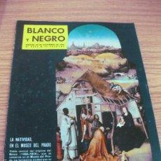 Collectionnisme de Magazine Blanco y Negro: BLANCO Y NEGRO Nº 2642. 22 DICIEMBRE 1962. KINDELAN. CHARLES LAUGHTON.. Lote 57617749