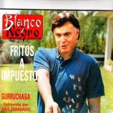 Coleccionismo de Revista Blanco y Negro: BLANCO Y NEGRO 1 DE MAYO DE 1988 . Lote 57677105
