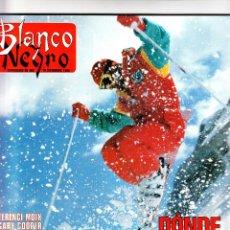 Coleccionismo de Revista Blanco y Negro: BLANCO Y NEGRO 18 DE DICIEMBRE 1988. Lote 57677259