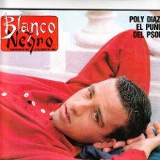 Coleccionismo de Revista Blanco y Negro: BLANCO Y NEGRO 22 DE ENERO DE 1989. Lote 57705397