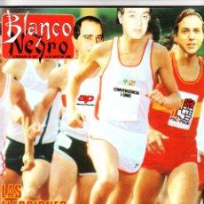 Coleccionismo de Revista Blanco y Negro: BLANCO Y NEGRO 29 DE MAYO DE 1988. Lote 57705785