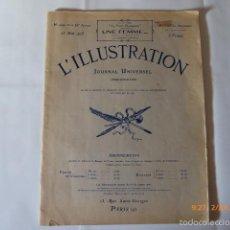 Coleccionismo de Revista Blanco y Negro: GRAN REVISTA ILUSTRACION FRANCESA, 1925. Lote 57913037