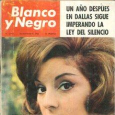 Colecionismo de Revistas Preto e Branco: BLANCO Y NEGRO. MADRID, 28 DE NOVIEMBRE DE 1964. Nº 2743. Lote 58194859