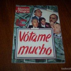 Colecionismo de Revistas Preto e Branco: BLANCO Y NEGRO Nº 3385. MARZO 1977.. Lote 60858243