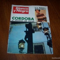 Collectionnisme de Magazine Blanco y Negro: BLANCO Y NEGRO Nº 2947. OCTUBRE 1968.. Lote 60858755
