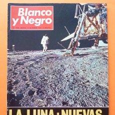 Coleccionismo de Revista Blanco y Negro: REVISTA BLANCO Y NEGRO Nº 3.006 - 13 XII 1969 - LA LUNA: NUEVAS FOTOS EN COLOR. Lote 61704792