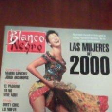 Coleccionismo de Revista Blanco y Negro: REVISTA BLANCO Y NEGRO, LINDA EVANGELISTA AÑO 1993. Lote 63585447