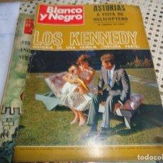 Coleccionismo de Revista Blanco y Negro: REVISTA DE BLANCO Y NEGRO. Lote 64793151