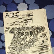 Coleccionismo de Revista Blanco y Negro: PERIÓDICO EL PAÍS. Lote 65969442