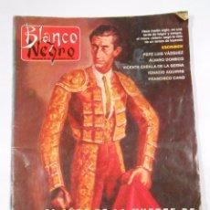 Coleccionismo de Revista Blanco y Negro: REVISTA BLANCO Y NEGRO 24 AGOSTO 1997. Nº 3147. 50 AÑOS DE LA MUERTE DE MANOLETE. TDKR25. Lote 66148638