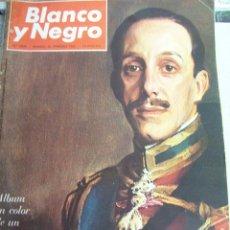 Coleccionismo de Revista Blanco y Negro: REVISTA BLANCO Y NEGRO Nº 2808 DE 26 FEBRERO 1966. Lote 67315841