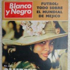 Coleccionismo de Revista Blanco y Negro: REVISTA BLANCO Y NEGRO N º 3031 ,AÑO 1970 ,CAMBOYA -DOS ALEMANIAS -DESFILE DE LA VICTORIA-PARIS. Lote 67785225