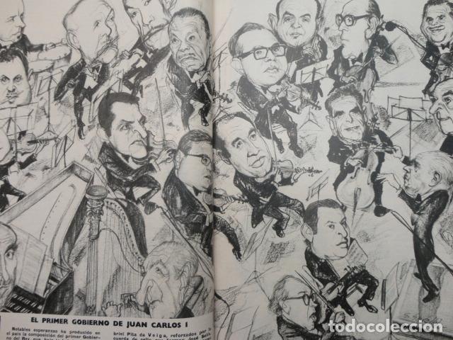 Coleccionismo de Revista Blanco y Negro: REVISTA BLANCO Y NEGRO Nº 3320 AÑO 1975 -NUEVO GOBIERNO -EVASION DE CAPITALES -MORIR EN EL SAHARA - Foto 8 - 68050965