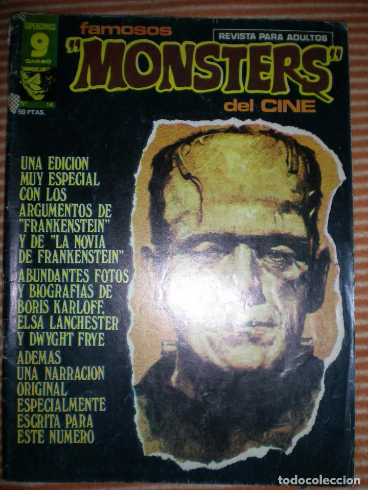 Coleccionismo de Revista Blanco y Negro: revista contiene muchas imágenes de las películas Frankenstein año 1931/32 en blanco y negro - Foto 2 - 68174713