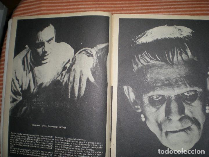 Coleccionismo de Revista Blanco y Negro: revista contiene muchas imágenes de las películas Frankenstein año 1931/32 en blanco y negro - Foto 3 - 68174713