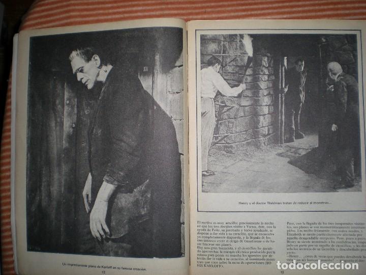 Coleccionismo de Revista Blanco y Negro: revista contiene muchas imágenes de las películas Frankenstein año 1931/32 en blanco y negro - Foto 4 - 68174713