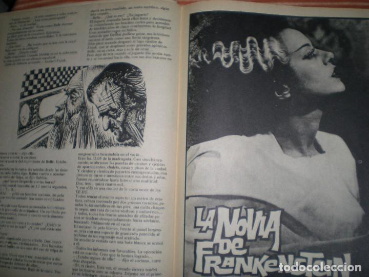 Coleccionismo de Revista Blanco y Negro: revista contiene muchas imágenes de las películas Frankenstein año 1931/32 en blanco y negro - Foto 7 - 68174713