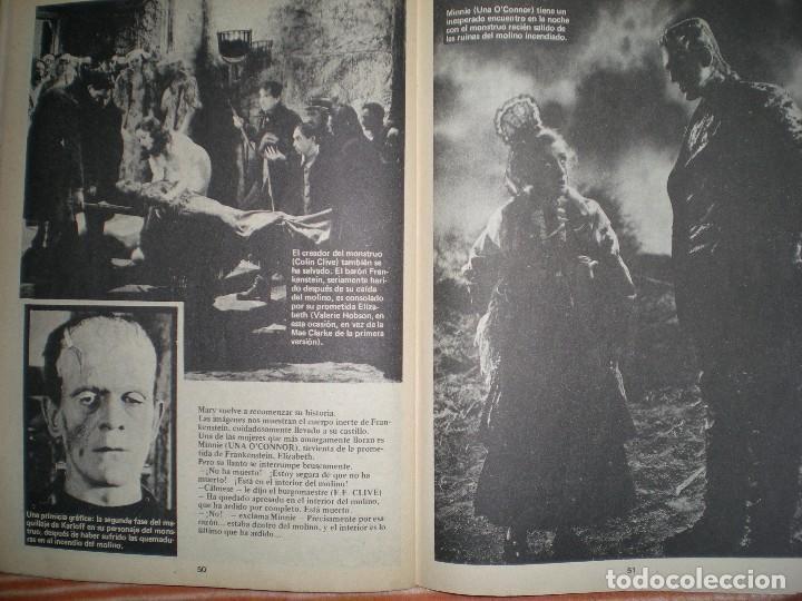 Coleccionismo de Revista Blanco y Negro: revista contiene muchas imágenes de las películas Frankenstein año 1931/32 en blanco y negro - Foto 8 - 68174713