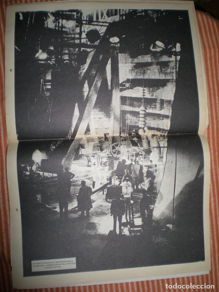 Coleccionismo de Revista Blanco y Negro: revista contiene muchas imágenes de las películas Frankenstein año 1931/32 en blanco y negro - Foto 10 - 68174713