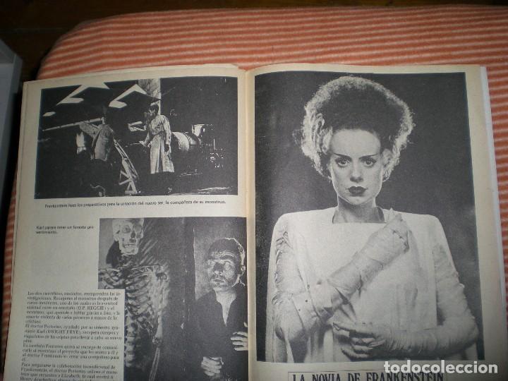 Coleccionismo de Revista Blanco y Negro: revista contiene muchas imágenes de las películas Frankenstein año 1931/32 en blanco y negro - Foto 11 - 68174713